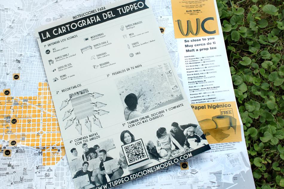 asformigas: Mapa del tuppeo en Barcelona