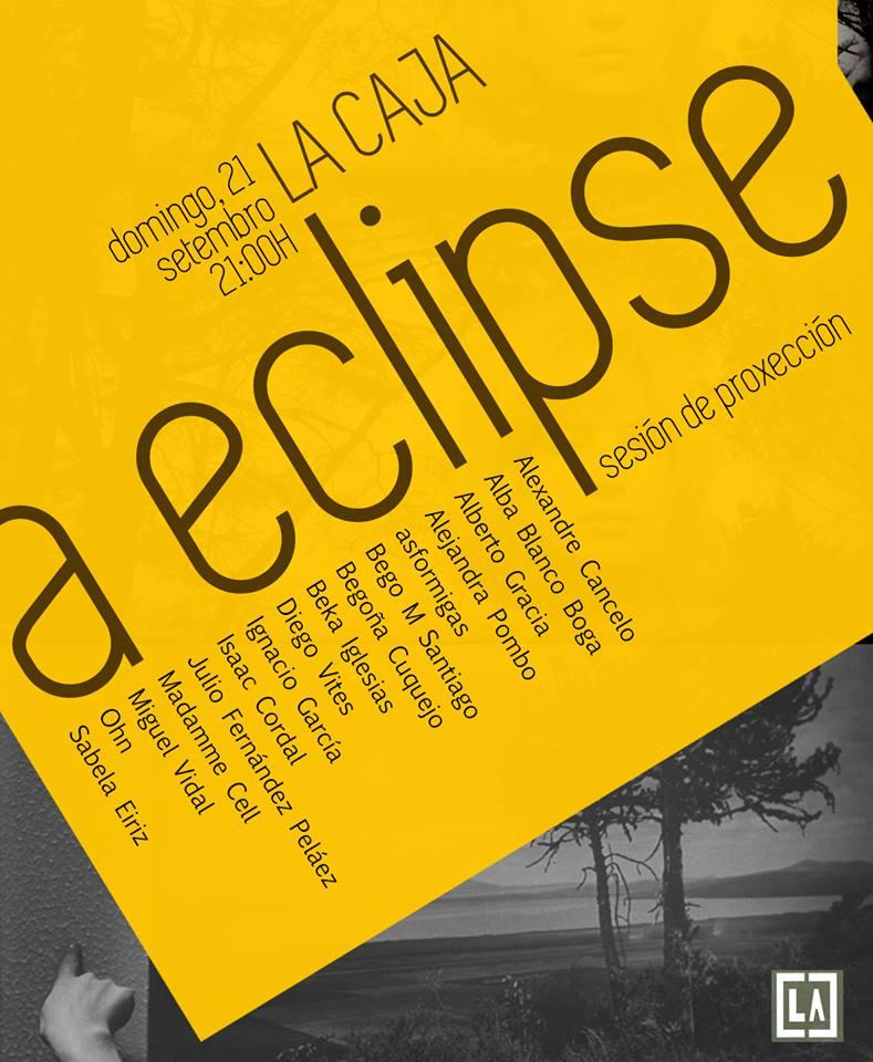 La Caja: Videoarte en A Eclipse