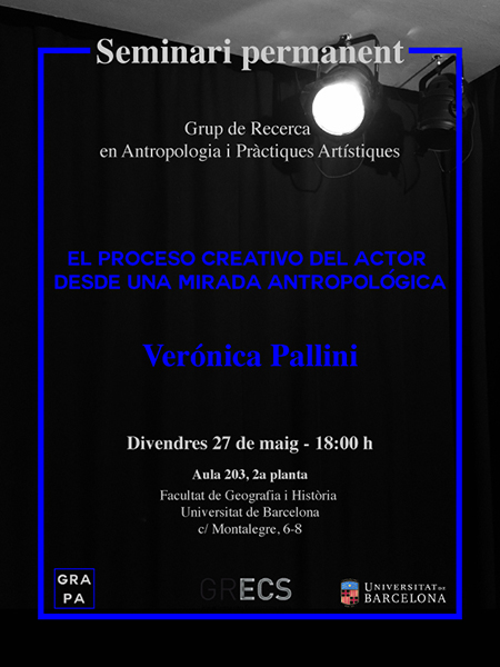 Seminari grapa Veronica Pallini