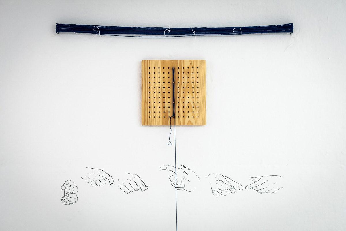 A la mà, la memòria - Vanesa Varela, Espai 13